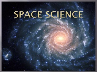Space Science – Course 1